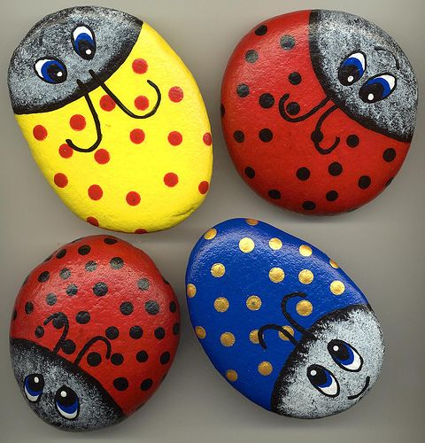 dreadful what to paint rocks with #animalpaintedrock #paintedrock #rockpainting #animalstoneart