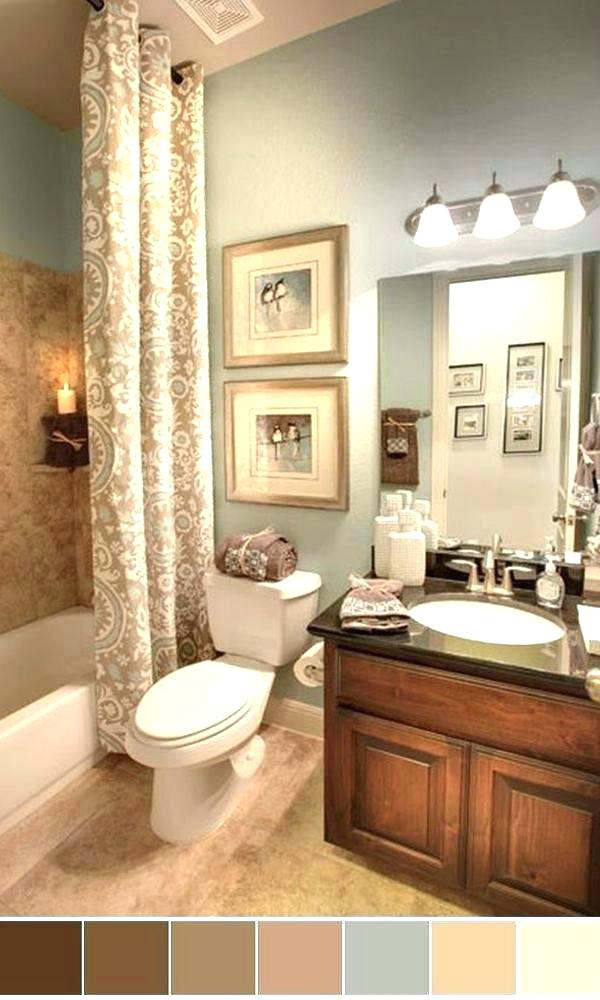 excellent good bathroom paint colors | 60 Bathroom Paint Color Ideas that Makes you Feel ...