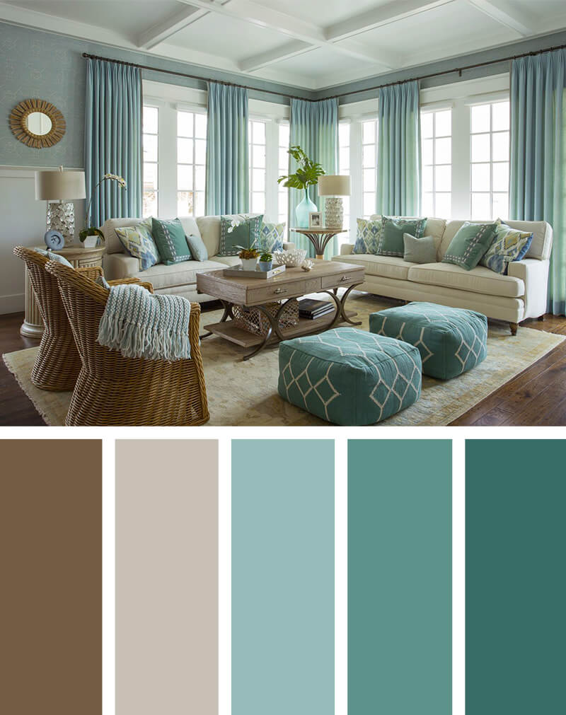 Living Room Paint Color Ideas to inspire you