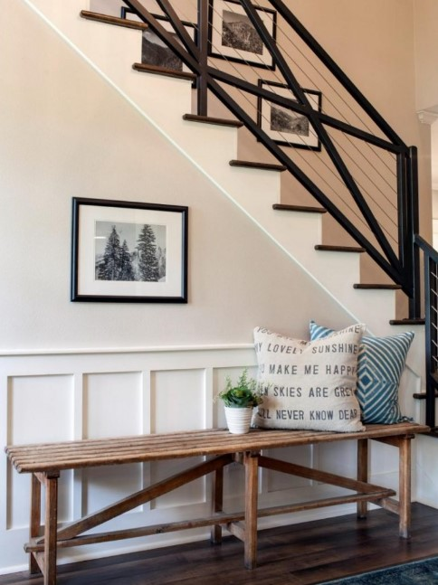 Wainscoting Ideas for Your Next Project #WainscotingIdeas