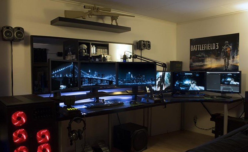 Video Game Room Ideas to Maximize Your Gaming Experience #videogameroom #gamingroomideas
