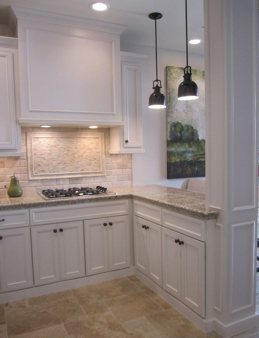 glazed kitchen cabinets pictures 50 best antique white cabinets enhance your kitchen 3837