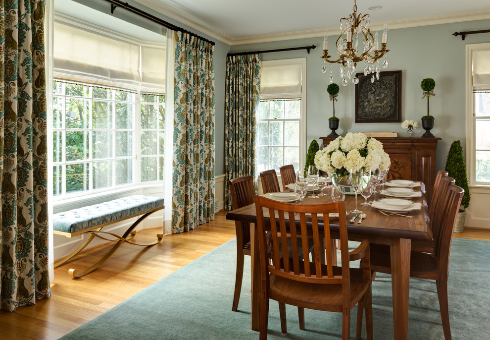 intricate-window-curtains-for-dining-room-decor - TDF Blog