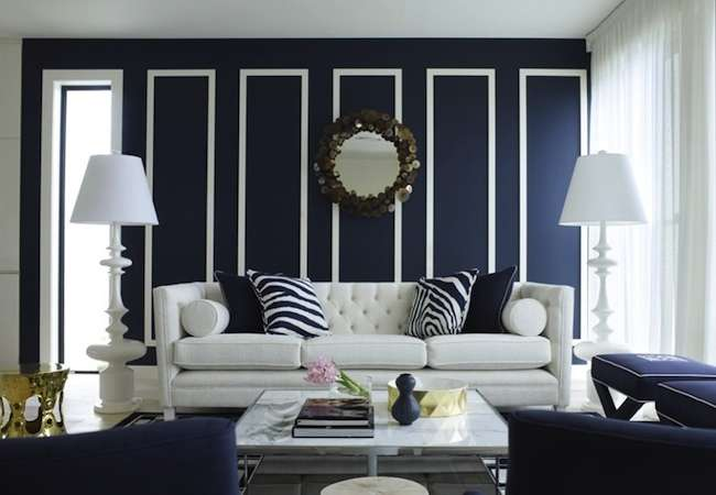 Living Room Interior Color Combinations Suitable Paint