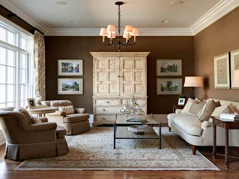 ✓ 50 Living Room Paint Color Ideas for the Heart of the ...