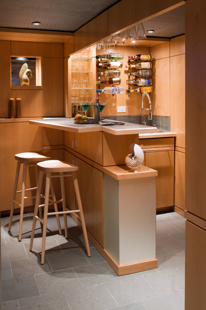 Best Basement Bar Design Ideas