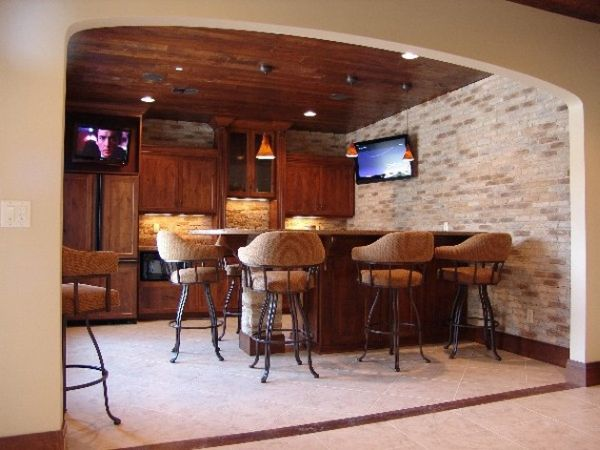 Magnificent Basement Bar Ideas for Home Escaping and Having Fun