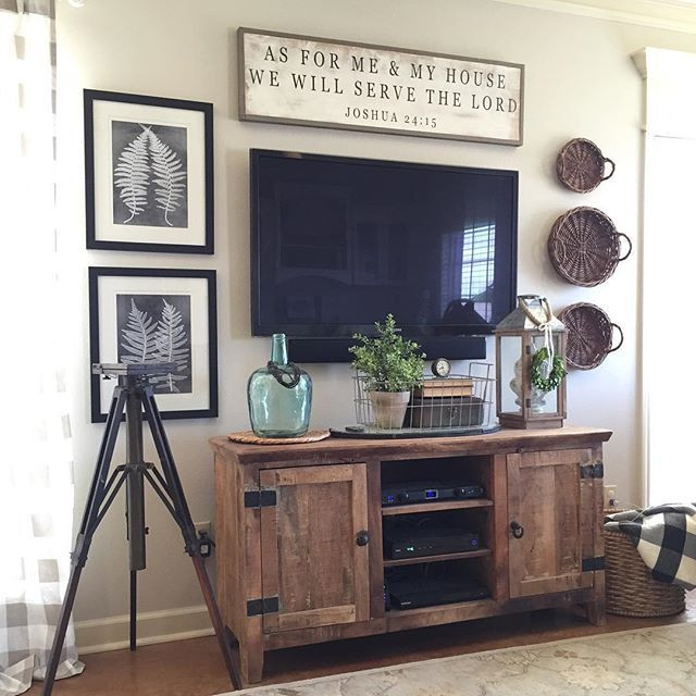 living-room-with-tv-decorating-ideas-19-amazing-diy-tv-stand ...