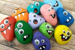 How to Paint Rocks: Step by Step | Painted Rock Ideas
