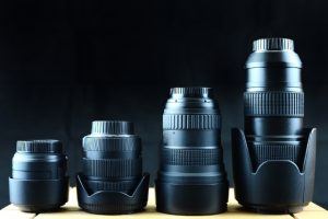 5 Different Types of Lenses