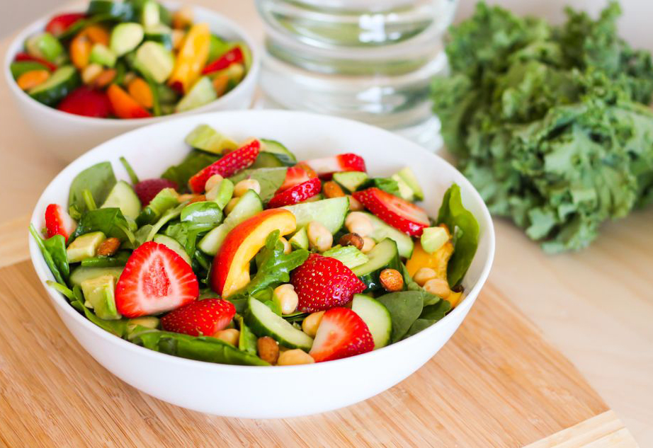 5 Different Types of Salads