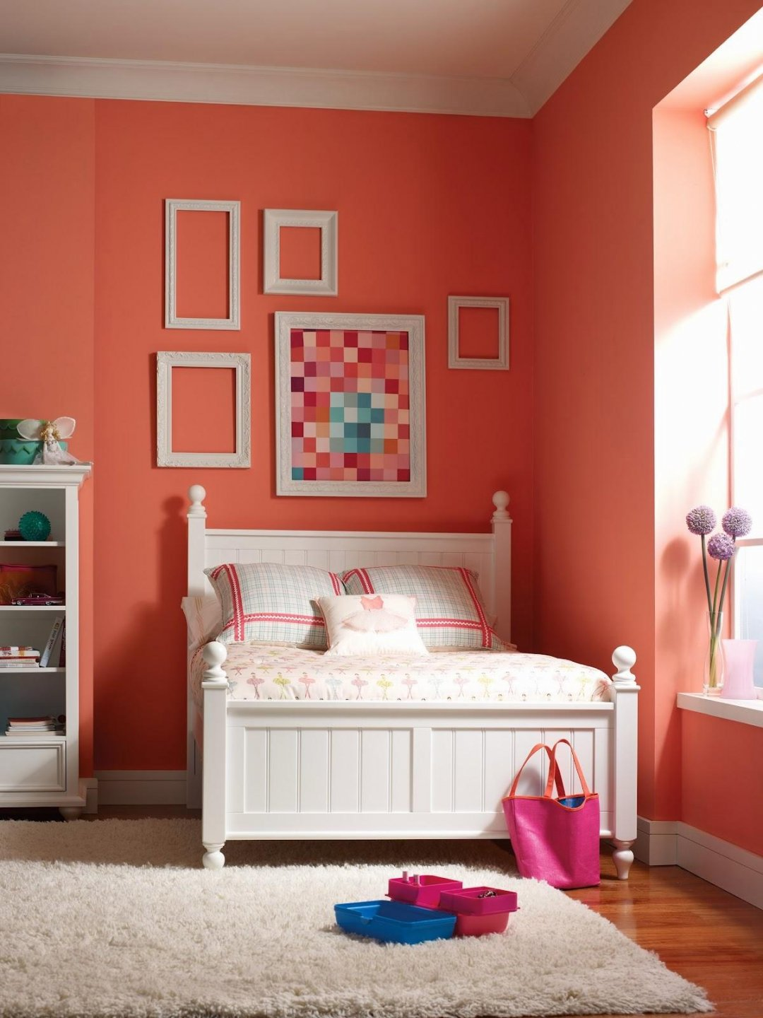 wall-colour-combination-for-small-bedroom-ideas-bright-paint ...