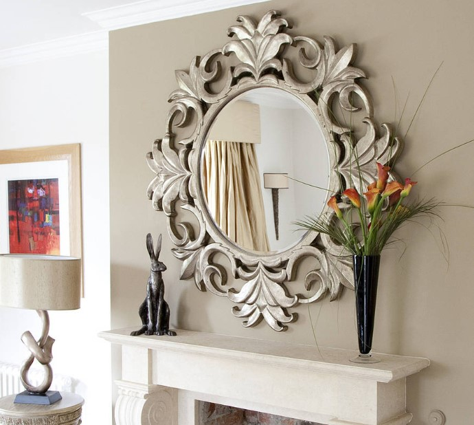 Best Wall Mirror Design With Unusual Styles For Home Fashion