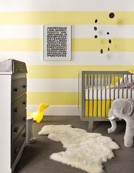 7 Best Nursery Paint Color For Your Cute Baby Images