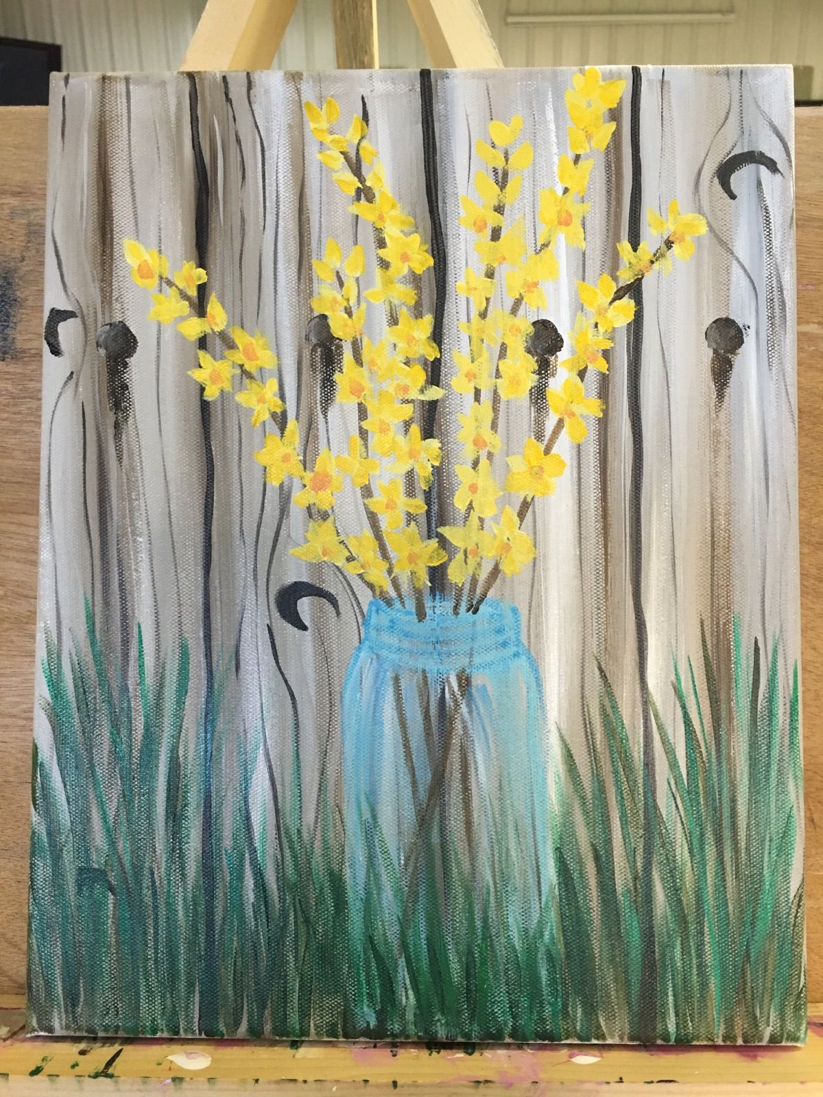 50+ Easy Canvas Painting Ideas for Beginner [Images]