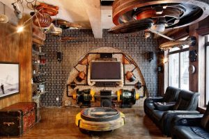 5 Best Steampunk Room Decor Ideas