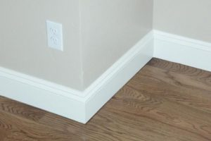 20 Ideas for Baseboard Styles