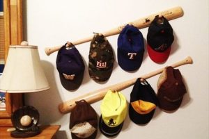 15 Easy DIY to Organize Your Hats | Hat Rack Ideas