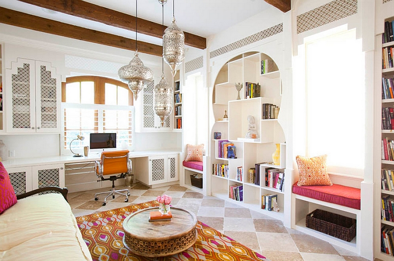 Mesmerizing Ideas for Moroccan Interior Design