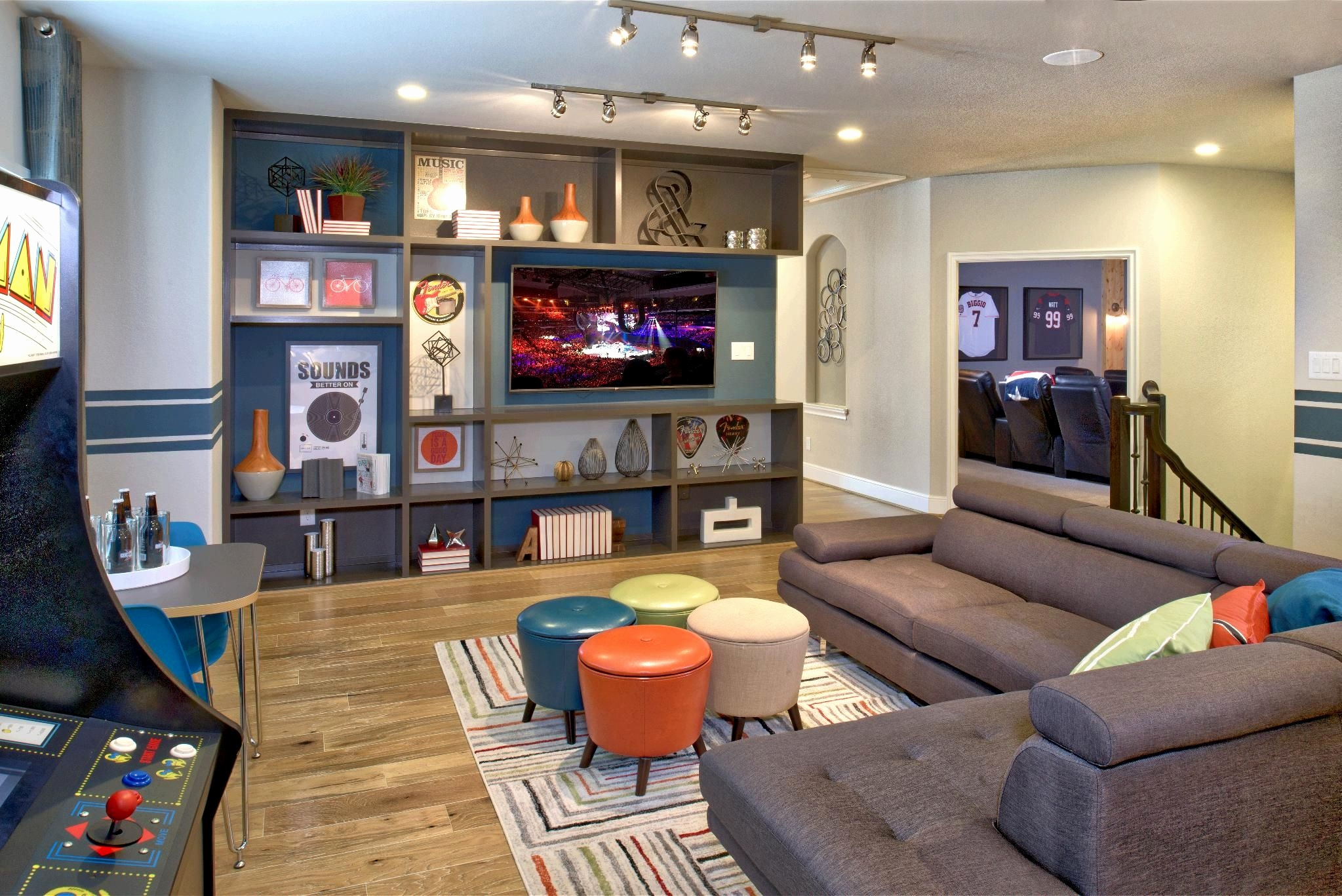 Fun Rec Room Ideas to Enhance Your Mood