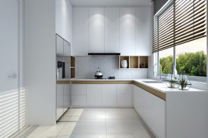 L Shaped Kitchen Design | Tips and Pictures