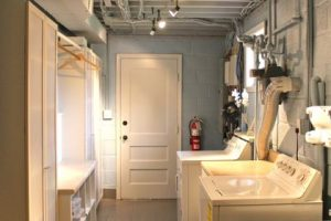 5 Best Basement Laundry Room Design Ideas