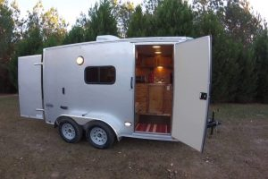 8 Types of Cargo Trailer Camper You Can Rent