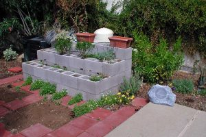 10 Best Cinder Block Garden Ideas and Design for 2019