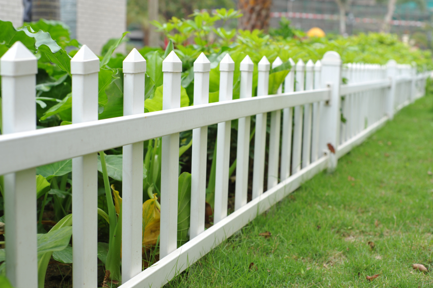 Beautiful Garden Fence Ideas